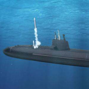 夢創艦隊リバイバル 新世代 攻撃潜水艦 「しょうりゅう」
