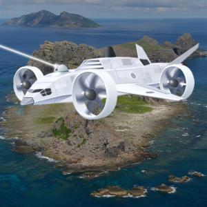 夢創艦隊リバイバル 新世代 27式ティルトローター戦術防空機