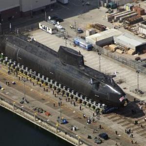 今日の浅間山  2021年9月17日(金 ) 豪州、原子力潜水艦8隻建造へ
