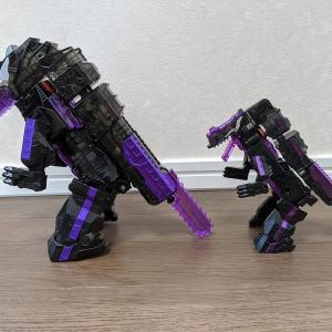魔進戦隊キラメイジャー ミニプラキングエクスプレスと5号ロボ