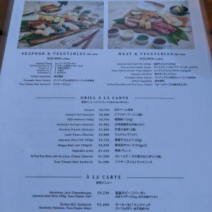 ヒルトン東京お台場 Grill BBQ Plate~forシースケープテラス・ダイニング~
