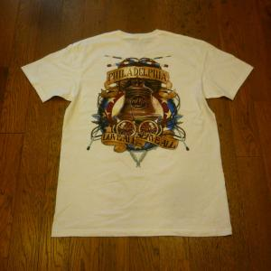 Hard Rock CAFE PHILADELPHIA Tシャツ、他2点UPしました !