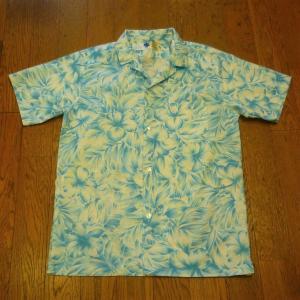 Made in Hawaii ハイビスカス柄 ハワイアン シャツ 、他2点UPしました !