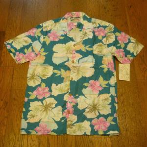 PARADISE FOUND ハワイアンシャツ、他2点UPしました !
