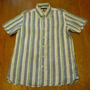 TOMMY HILFIGER Linen B.D シャツ、他2点UPしました !