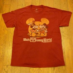 Walt Disney World ミッキー ミニー Tシャツ、他2点UPしました !
