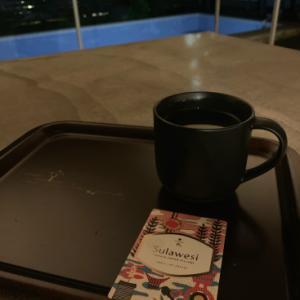 最近は、インドネシアのコーヒーがお気に入り