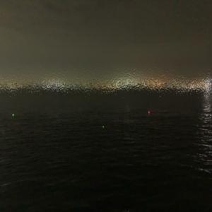 ハイテンションでタチウオ夜釣り☆彡横浜湾奥