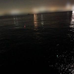 一気に厳しくなってきたのか。。。湾奥タチウオ☆彡横浜中央部湾奥