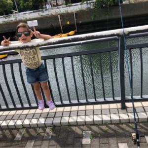 場所を変えてハゼ狙い☆彡横浜