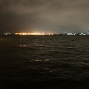 ハゼの生き餌で近場の太刀魚リベンジ☆彡横浜