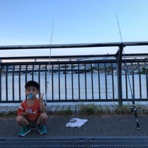 ハゼに苦戦のマゴチ釣行☆彡横浜