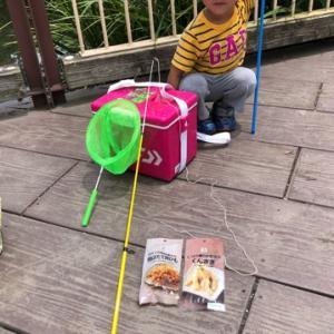【番外編】ザリガニ釣り☆彡本牧市民公園