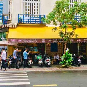 ◆ベトナム ホーチミン 169 corner◆