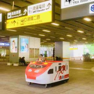 ◆台湾 高雄駅にて◆