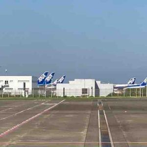 ◆羽田空港 飛行機ズラリ◆