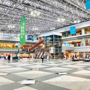 ◆現在の新千歳空港◆