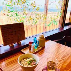 ◆沖縄 嘉手納 海の見えるそば家◆