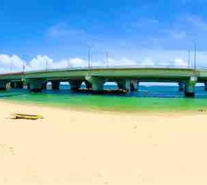 ◆波の上ビーチ と 波上宮◆