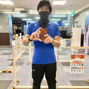 ◆ランニング用マスク の巻◆