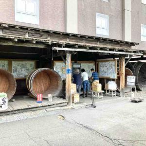 ◆旭川 男山で水汲み◆
