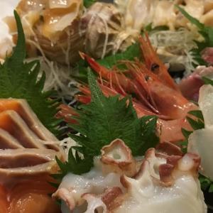 開陽亭で海鮮料理@札幌