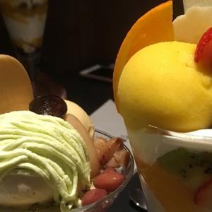 パフェ、珈琲、酒「佐藤」で念願の夜パフェ@札幌