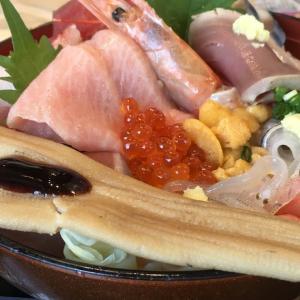 お魚いちば おかせいで女川丼と石巻散策