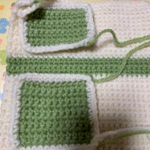 持ち運び用編み針ケースが出来るまで…完成