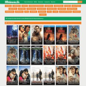 300mbmovies – Hollywood, Bollywood, Hindi Dubbed Mobile Movies Download
