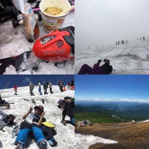 100〜101日目 素晴らしきかな月山