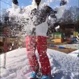 スキーって