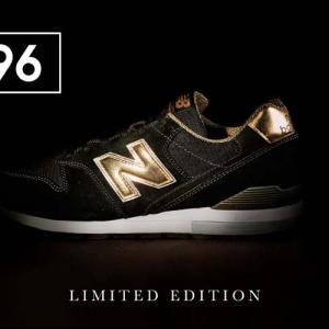 直営店限定カラー!ニューバランス究極のスタンダード「996」が登場