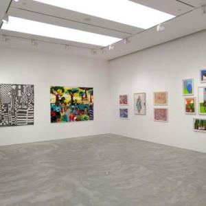 展覧会「現代 アウトサイダーアート リアル ー現代美術の先にあるものー」へ