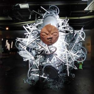 アートイベント「TOKYO 2021」美術展へ