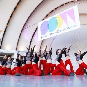国内最大規模のストリートダンスの祭典「Shibuya StreetDance Week 2019」開催
