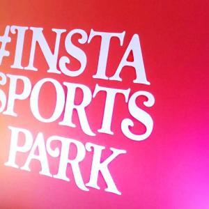 Instagramのスポーツとビジュアルをテーマにしたイベント「InstagramSportsPark」へ
