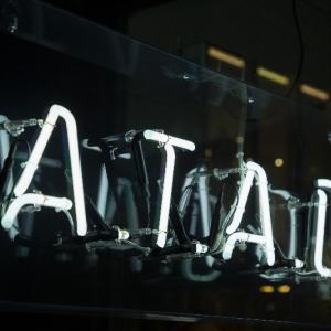 adidas × atmos 原宿にストリートシューズバー「A.T.A.D」オープン
