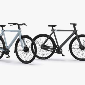 """オランダ発のe-bike""""VanMoof""""から最新のデザインと機能を搭載したS3 & X3が登場"""