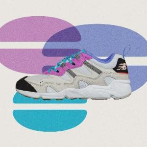 STUDIO SEVEN と mita sneakers がコラボしたマカロンカラーのNew Balance ML850が登場