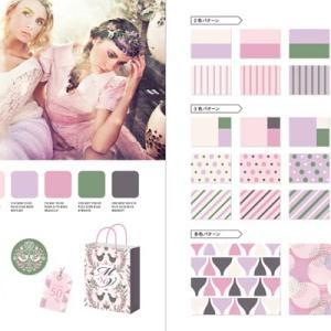 3876作例収録で配色アイデアが満載!「スタイル別 配色アイデアブック」