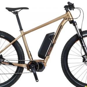 NESTO 初のe-bike「X-VALLEY E6180(クロスバレー E6180)」