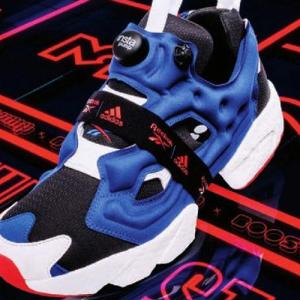 INSTAPUMP FURY BOOSTよりインスタポンプフューリー歴代人気カラー「TRICOLOR」が登場