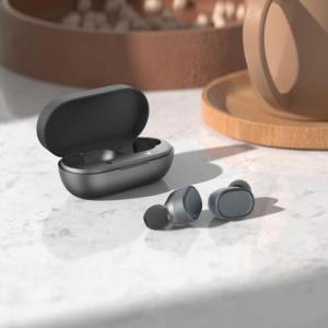 片耳3.9gの業界最軽量クラスの完全ワイヤレスイヤホン「SOUNDSOUL E1」