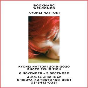 """服部恭平 """"KYOHEI HATTORI 2019-2020""""出版記念 写真展開催"""