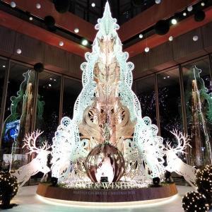 愛があふれる丸の内クリスマスイルミネーション「MARUNOUCHI BRIGHT CHRISTMAS 2020」へ