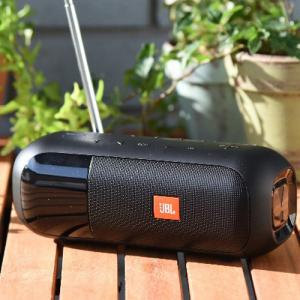 防水機能を搭載したワイドFM対応 ポータブルBluetoothスピーカー「JBL TUNER2 FM」