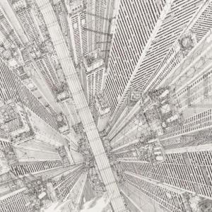 小野哲也・竹村文宏・照井譲・田島大介のグループ展「Dots, Line, Forms」へ