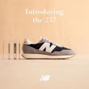 new balance「237」の ニューカラー登場