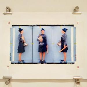 4人のアーティストの作品で構成されるグループ展「TARA OCEAN展 科学探査船とアーティスト」へ